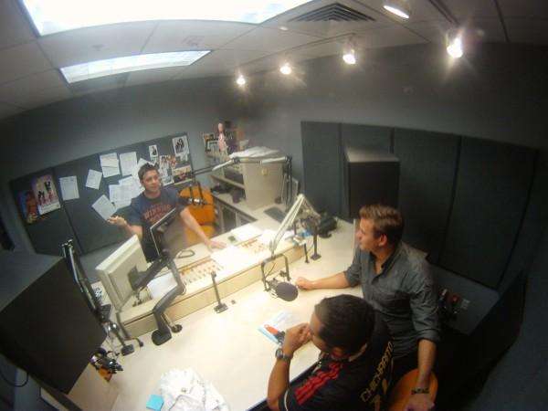 isla on Kiis FM
