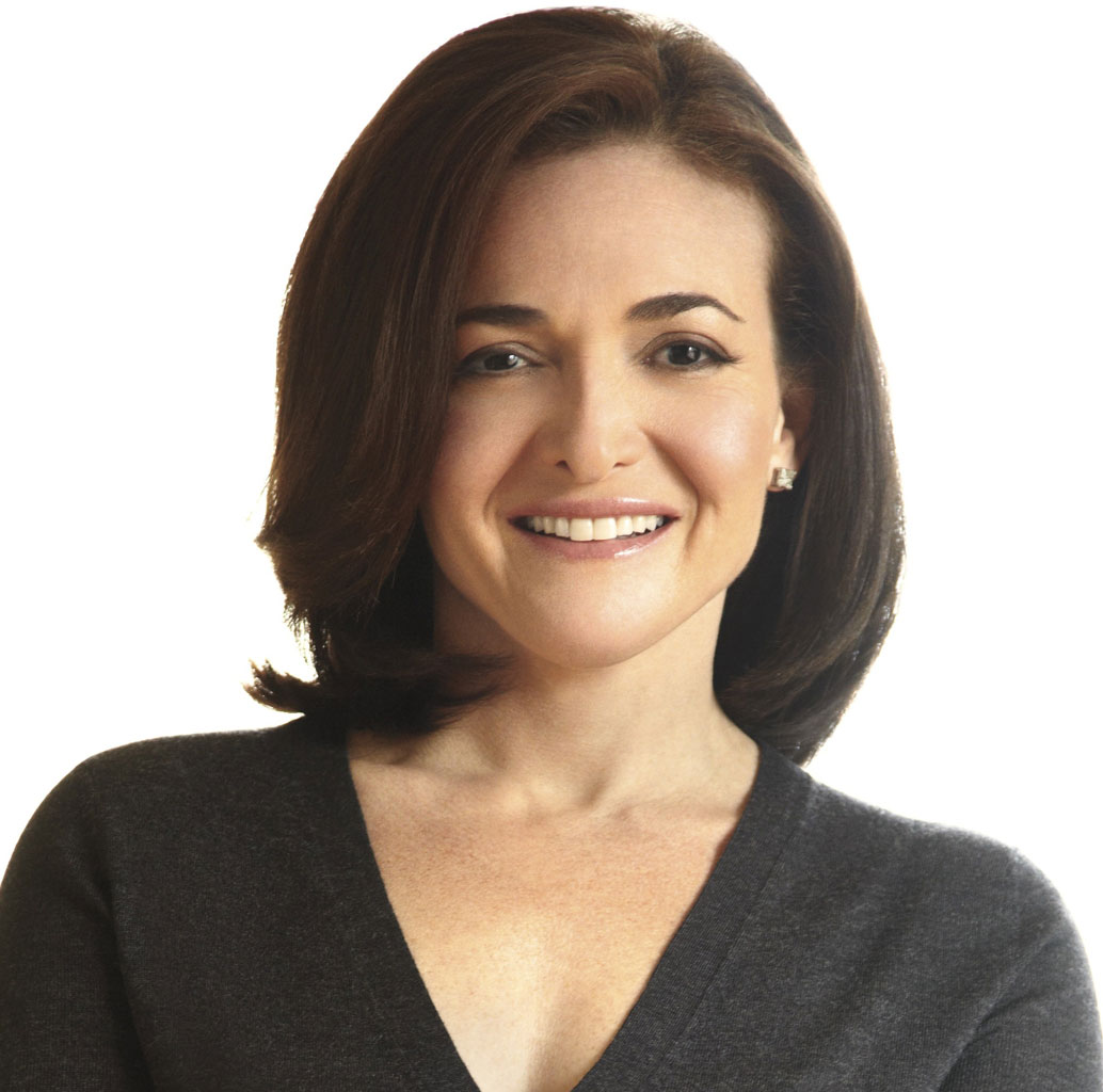 Featured Humanitarian: Sheryl Sandberg