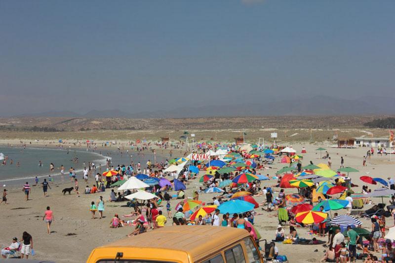 Tongoy Beach Chile