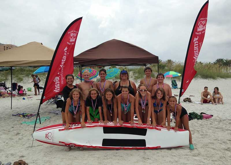 Fernandina Beach Ocean Rescue Lifeguards