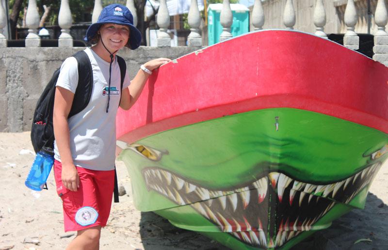 Lifeguard Tonga Hat